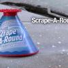 Scrape-A-Round ice scraper