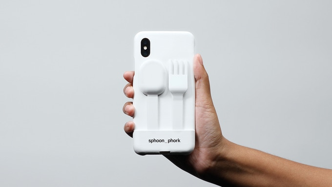 Spoon Phork Smartphone