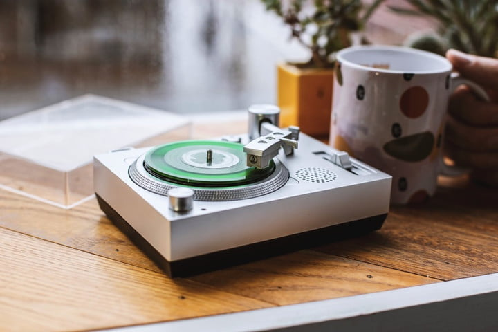 Crosley Tiny Turntable