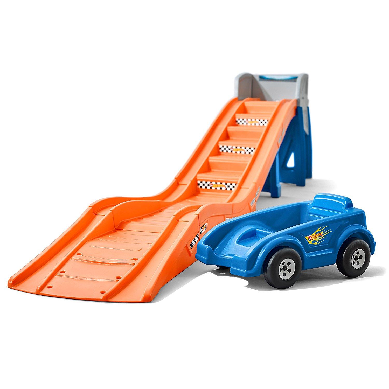 Hot Wheels Rollercoaster Set