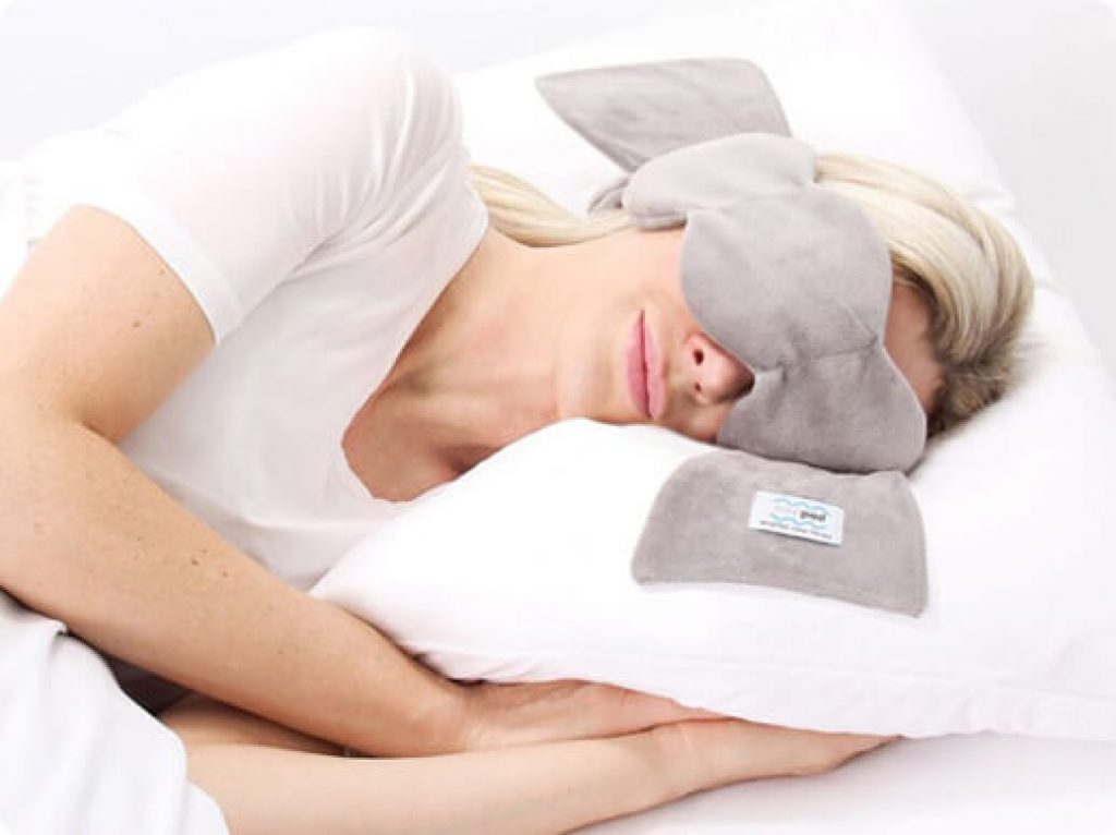 Nodpod for side sleeping