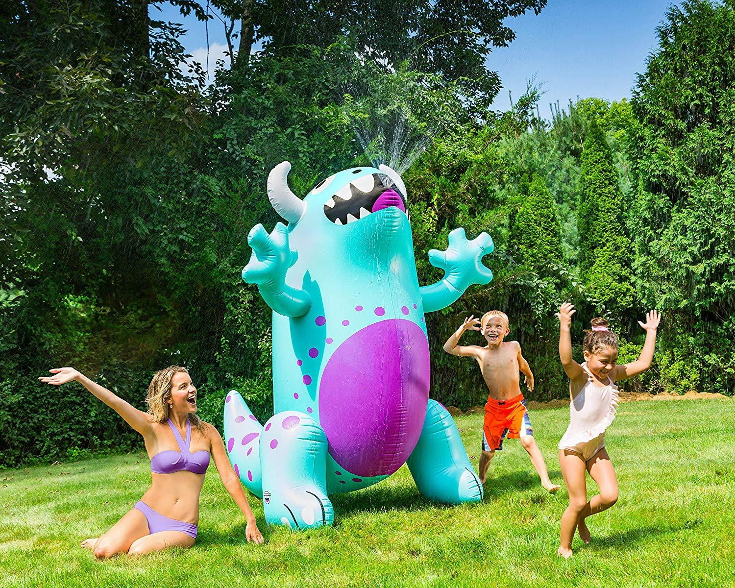 Enormous Inflatable Sprinkler