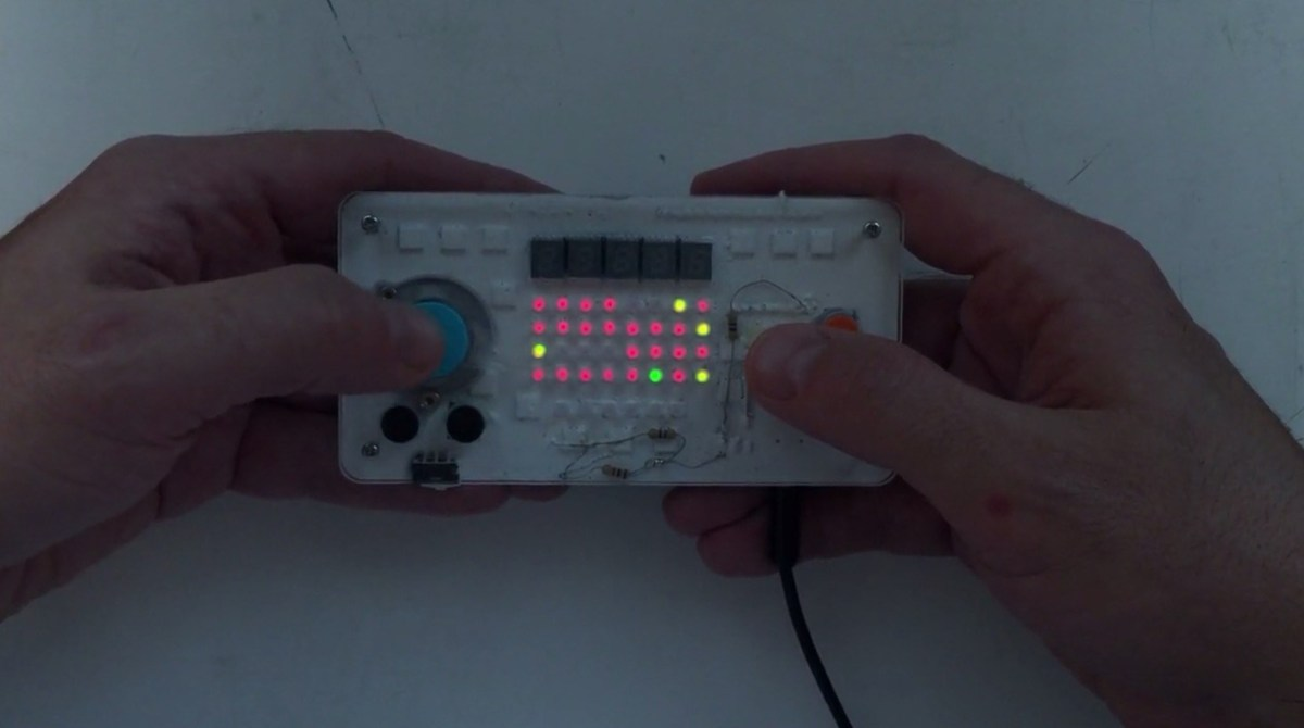 Nanoloop Synthesizer