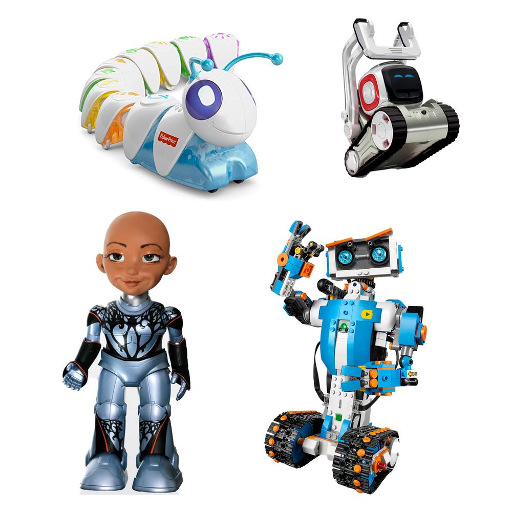 Stem Coding Toys