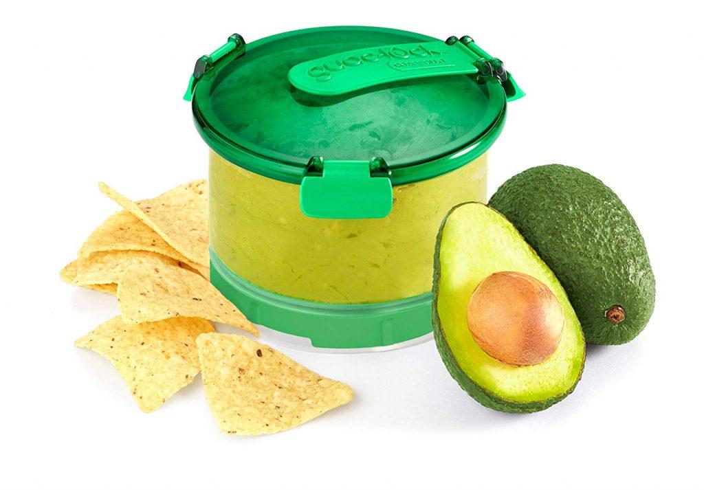 Guac-Lock Guacamole Container