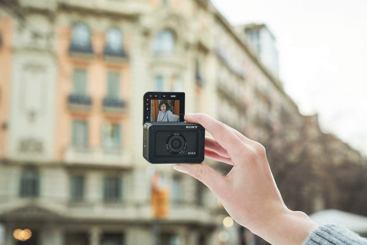 Sony RX0 II Vlogging Camera