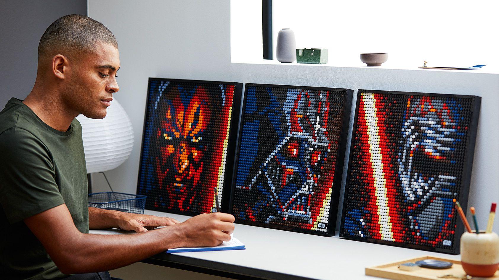 lego art star wars