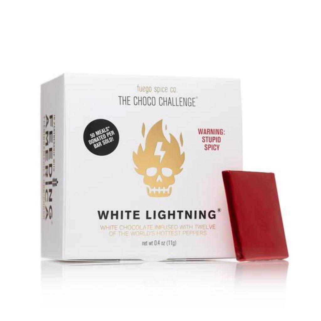 White Lightning - Spiciest White Chocolate