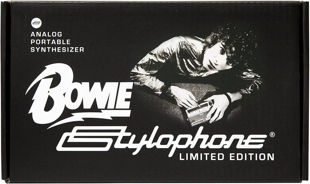 david bowie stylophone package